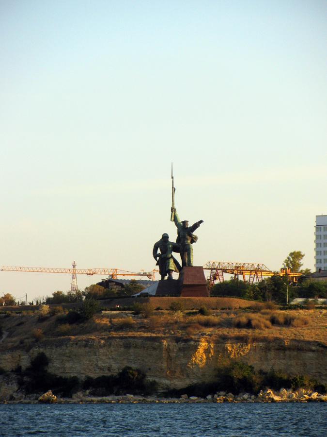 Конференция в Городе-герое Севастополе.