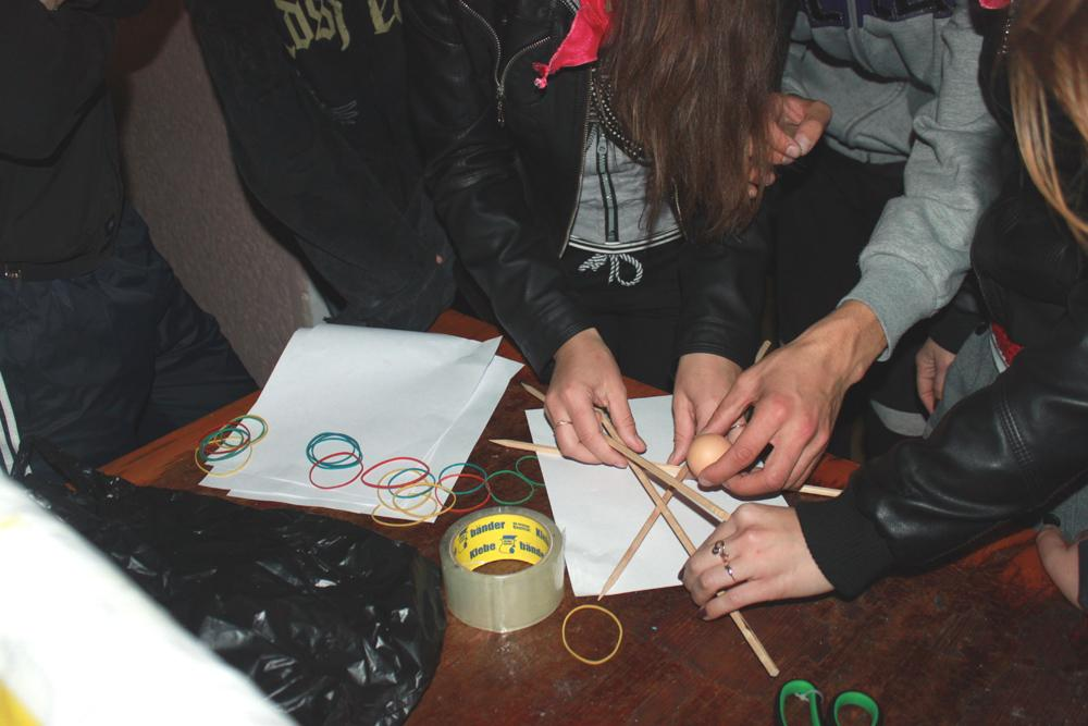 Школа студенческого актива - 2012.