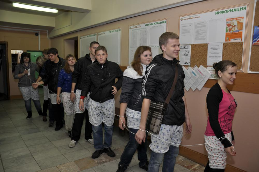 Металлурги-первокурсники вливаются в студенческое сообщество ЮТИ