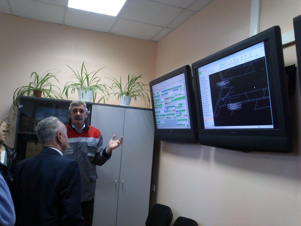 Заседание УМО-Кузбасс в области горного дела.