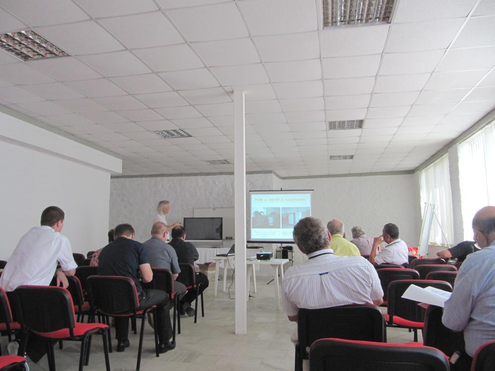 9-я международная конференция по функциональным и наноструктурны