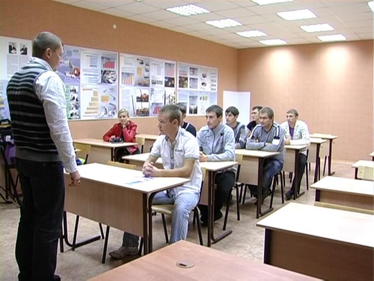 Видеосюжет от 18.09.12г. « Студенты ЮТИ ТПУ на практике в других