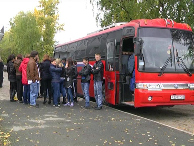 Видеосюжет от 25.09.12г. «Студенческая школа актива  ЮТИ ТПУ».
