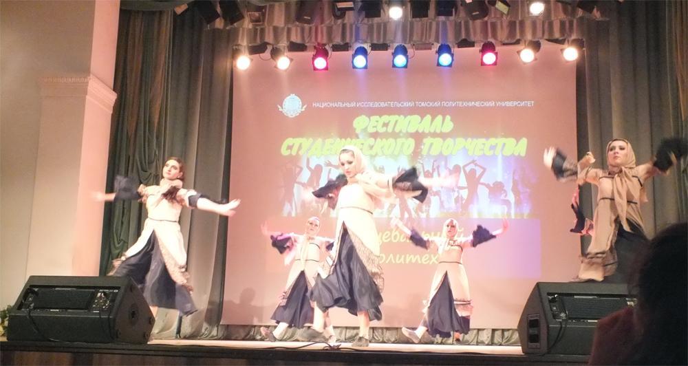 Танцевальный Политех.