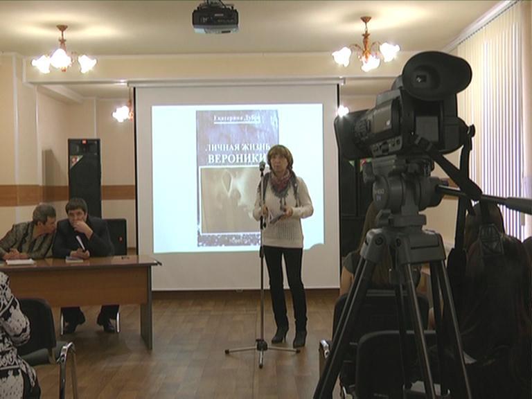Видеосюжет от 16.10.12 г. «Помощь  ЮТИ ТПУ в издательстве книги