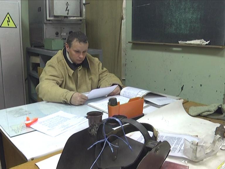 Видеосюжет от 23.10.12 г. «Студента заочного обучения перевели с