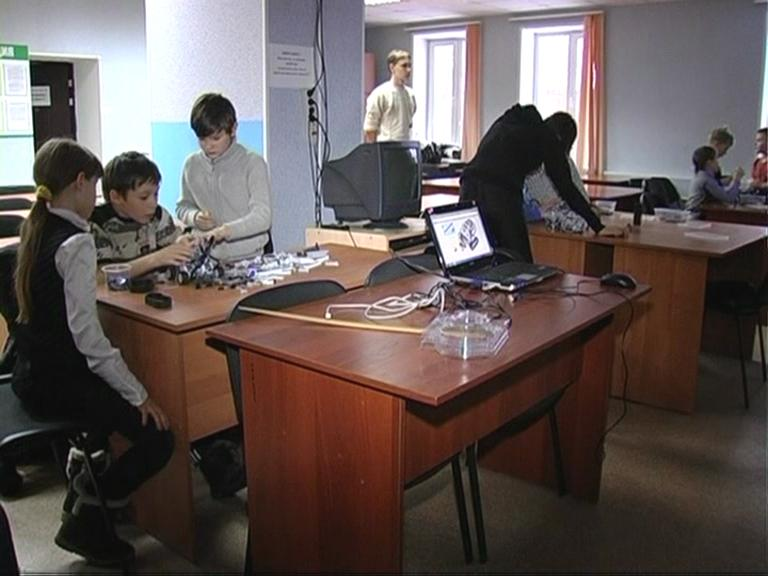 Видеосюжет от 06.11.12 г. «Техническая школа В ЮТИ ТПУ « Лига ро