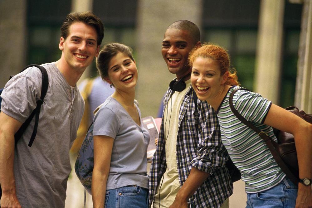 Международный день студенчества.
