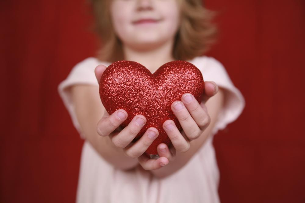 Детское сердце.