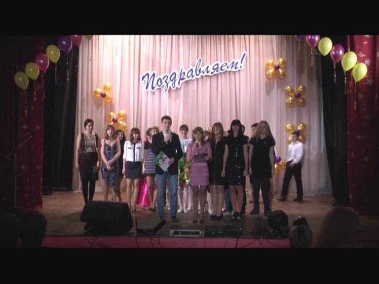 Видеосюжет от 26.11.12 г. «Поздравление с Днем матери в ЮТИ ТПУ»