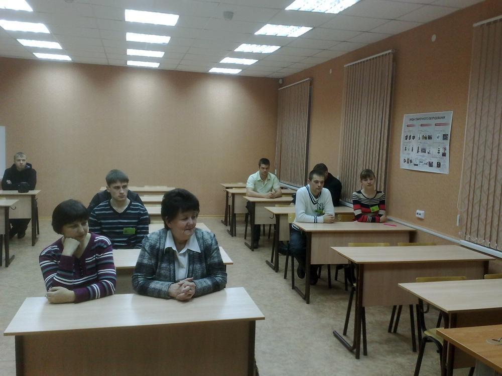 Итоги шестых открытых олимпиад по теоретическим знаниям и практи