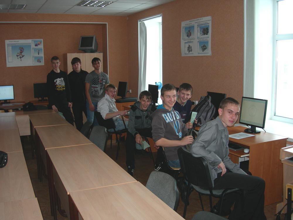 Сотрудничество между ЮТИ ТПУ и МБОУ «Средняя образовательная шко