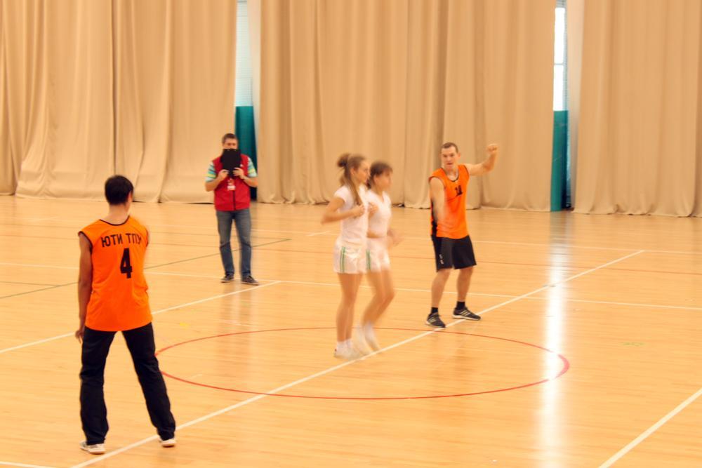 Физкультурно-спортивный студенческий фестиваль «Стартуем вместе