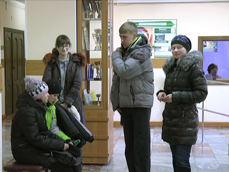 Видеосюжет от 28.11.12 г. «Акция антиСПИД «32 шага».