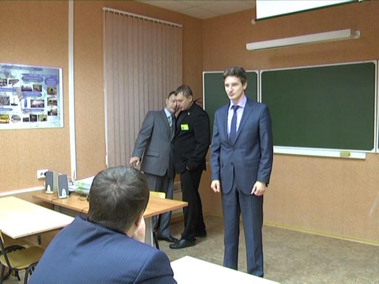 Видеосюжет от 29.11.12 г. «Олимпиада на кафедре СП ЮТИ ТПУ».