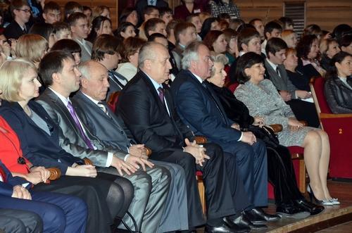 Студенты ЮТИ ТПУ на Губернаторском приеме в честь Дня российског
