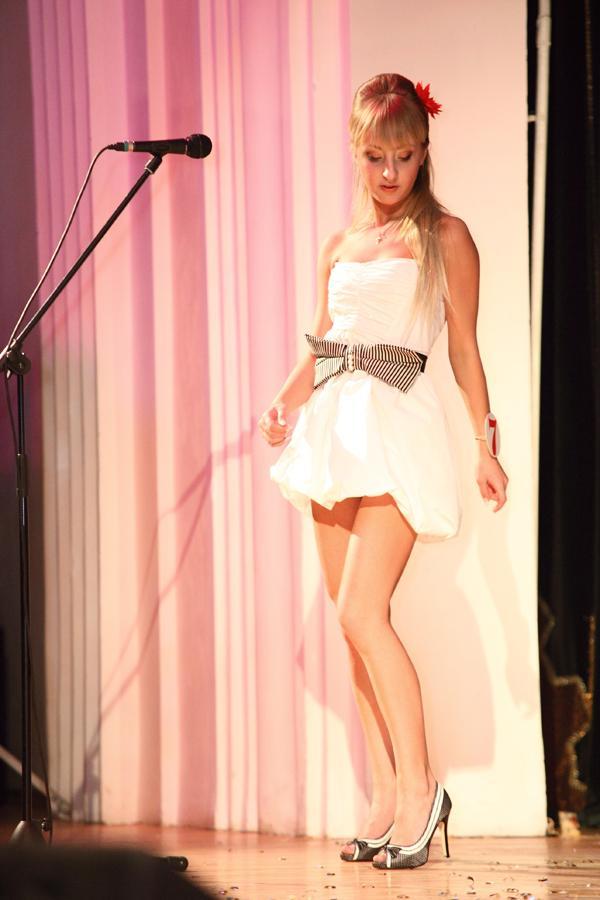 Конкурс красоты и талантов «Студентка года 2013».