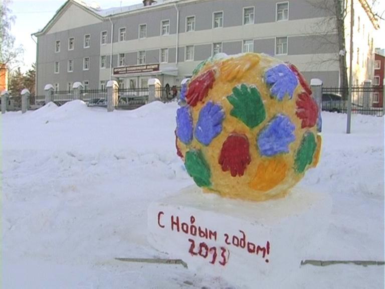 Видеосюжет от 25.12.12 г. «Конкурс ледовых фигур в ЮТИ ТПУ».