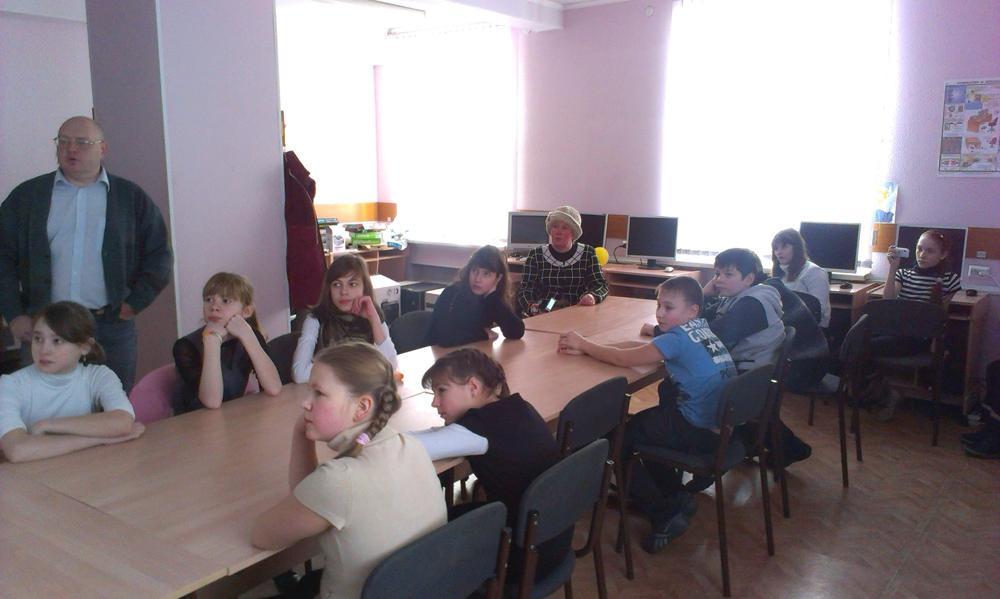Школьники в гостях у кафедры «Агроинженерия».