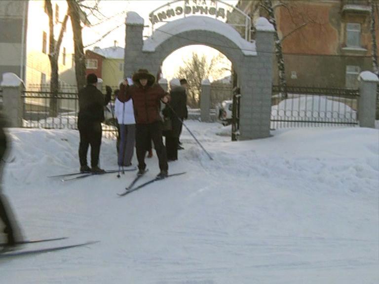 Видеосюжет от 07.02.13г. «Систематические занятия спортом в ЮТИ