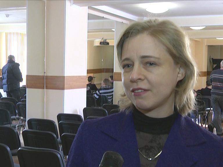 Видеосюжет от 12.02.13 г. «Конференция по трудоустройству в ЮТИ