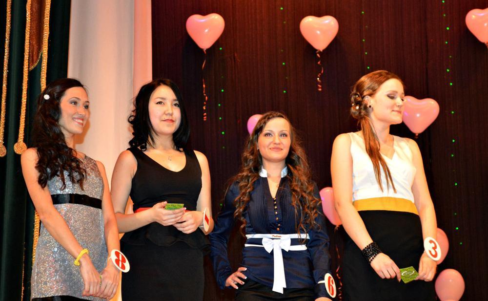 Впечатления о конкурсе «Студентка года – 2013».