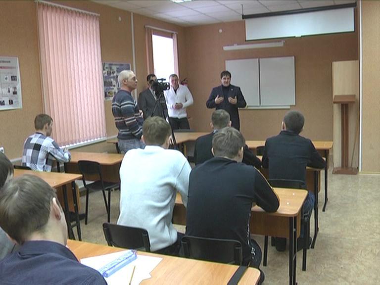 Видеосюжет от 21.02.13 г. «В ЮТИ ТПУ состоялась олимпиада по ком