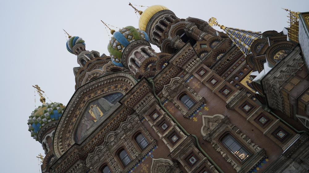 Две столицы России