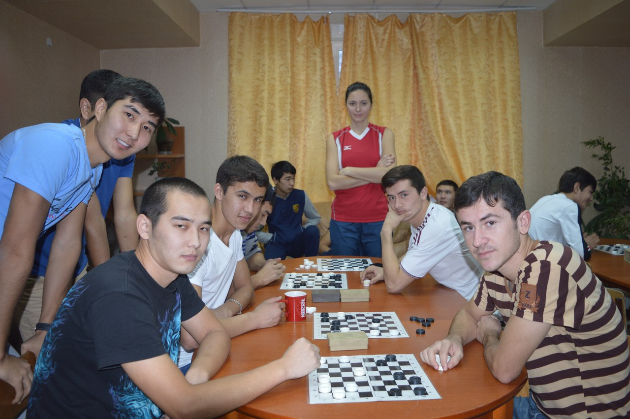 Итоги турнира по шашкам среди студентов ЮТИ ТПУ.