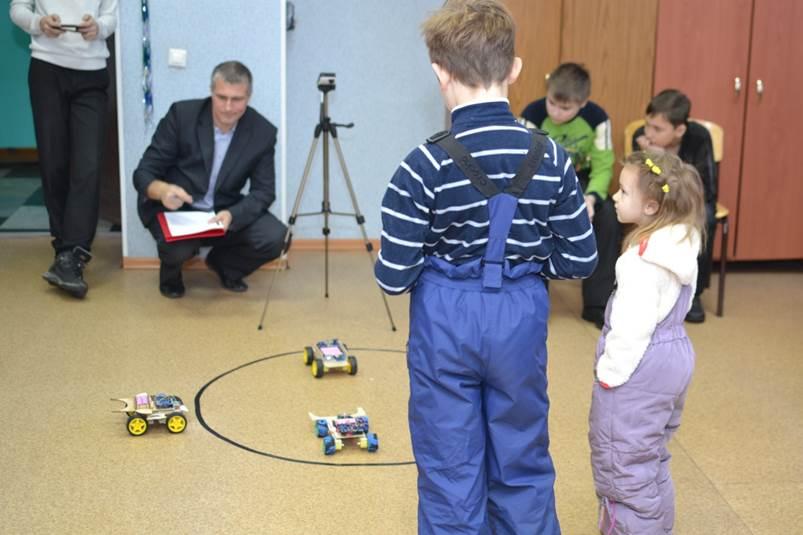 Лига роботов участвует в конкурсе на «Лучший социальный проект»
