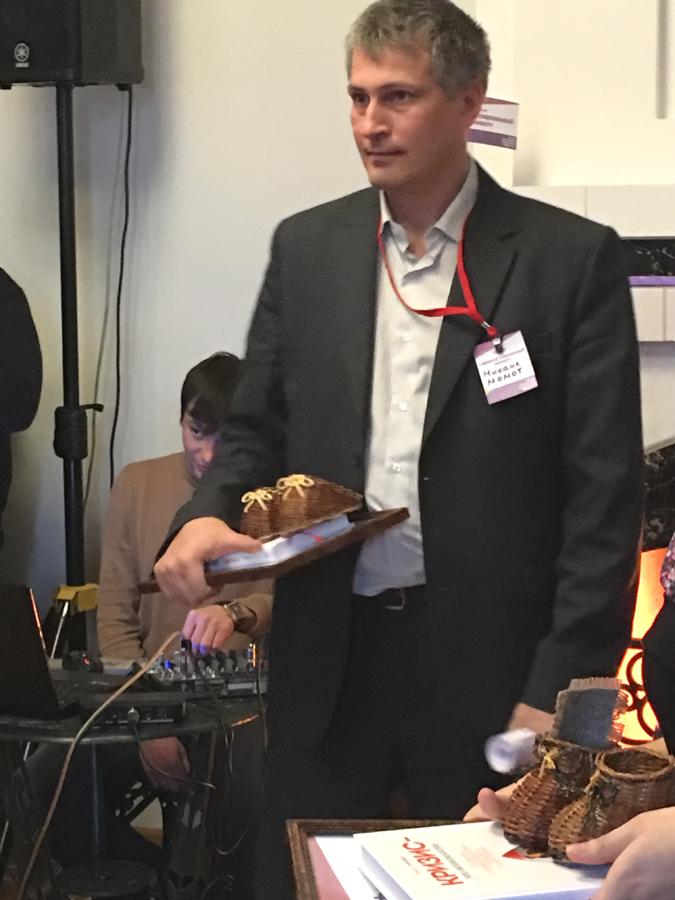 Проект «Лига роботов» принял участие в конкурсе на «Лучший социа