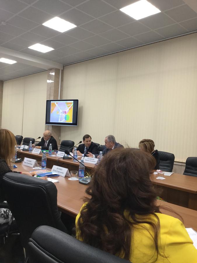 Студенты кафедры ЭиАСУ на XI Международной научной конференции в