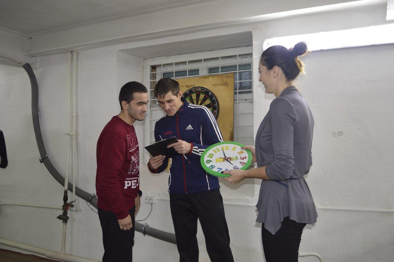 Увлекательные выходные в общежитии ЮТИ ТПУ