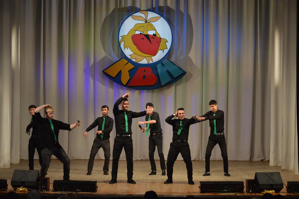 XVI городской фестиваль команд КВН