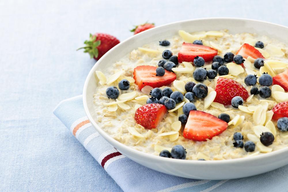 Акция «Здоровый завтрак»!