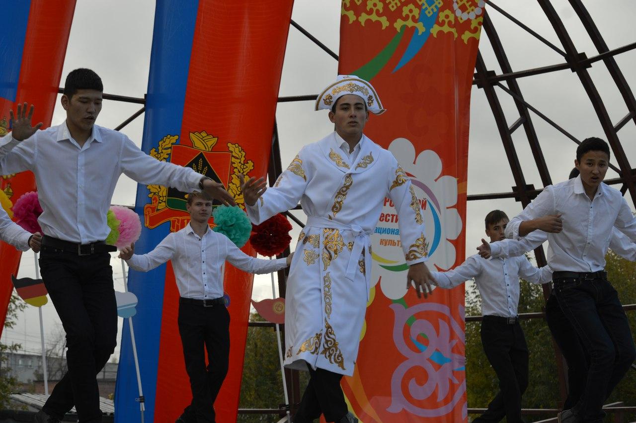 Фестиваль национальных культур 2016