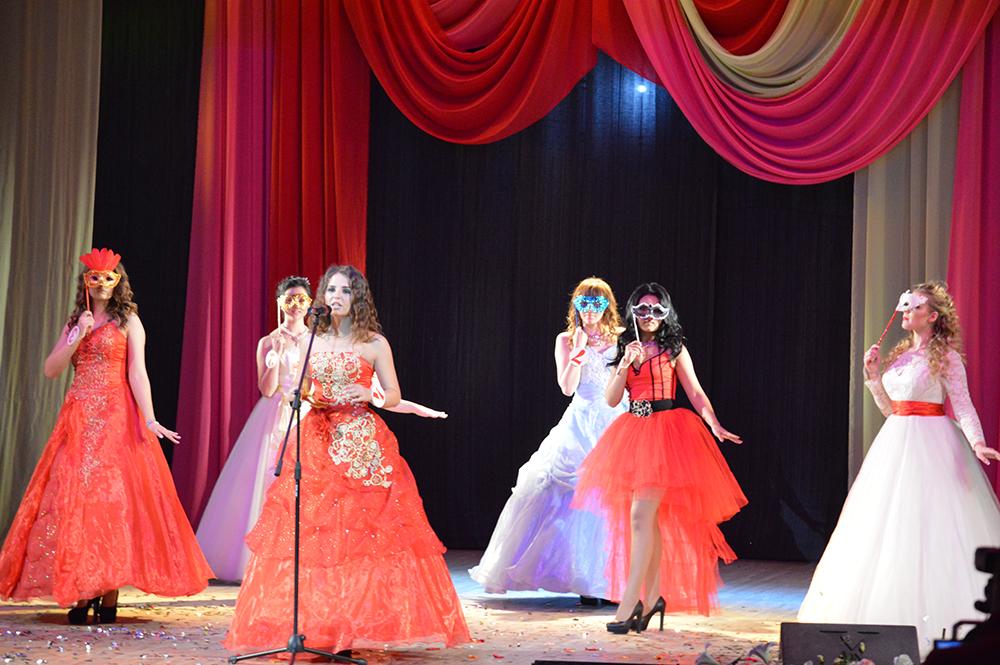 Итоги шоу-конкурса «Студентка года 2016»