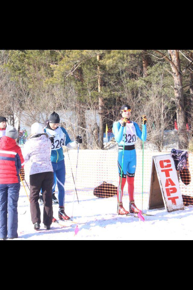 Итоги второго этапа соревнований по лыжным гонкам в зачет XXVI С