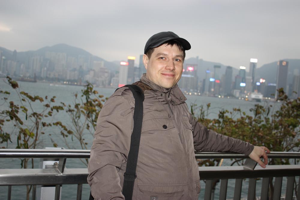 Конференция в Гонконге