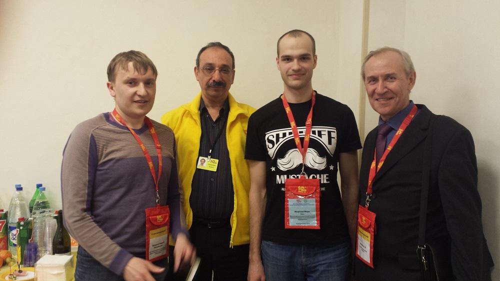 Наши люди на XXX Международной олимпиаде по программированию уче
