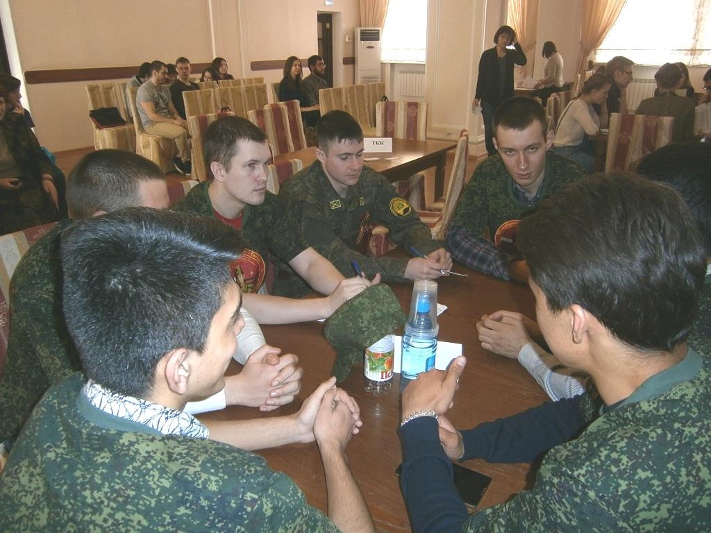 Победа команды ЮТИ в Открытой областной олимпиаде «Подвиг молодё