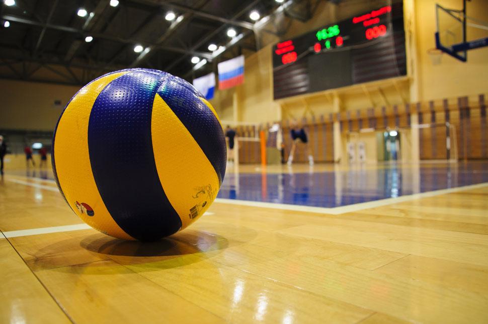 Расписание игр по волейболу