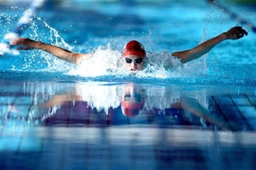 Студенты ЮТИ ТПУ приняли участие в соревнованиях по плаванию в з