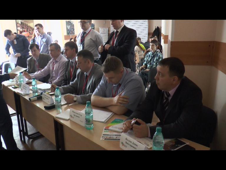 Видеосюжет от 08.04.16 г. «Встреча студентов ЮТИ ТПУ с предприни