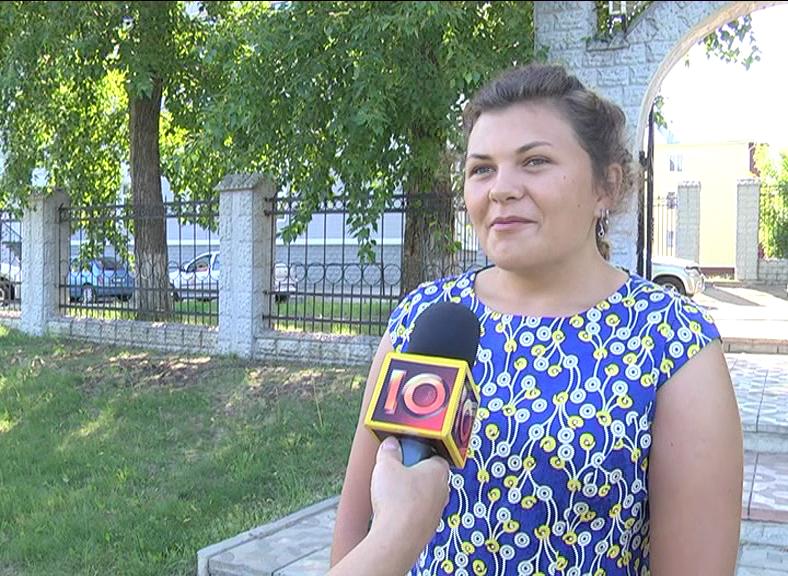 Видеосюжет от 21.06.2016 г. «Студенты - активисты ЮТИ ТПУ побыва