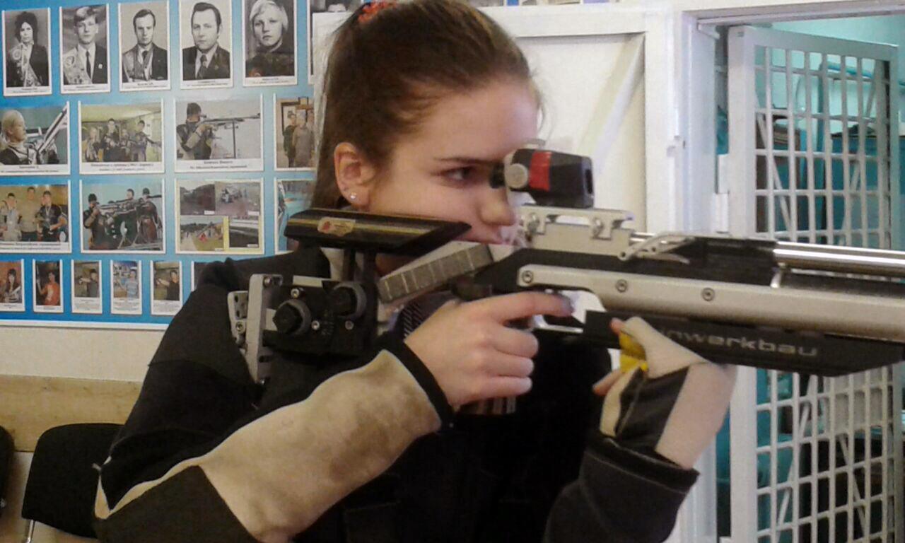 Итоги областных соревнований по пулевой стрельбе