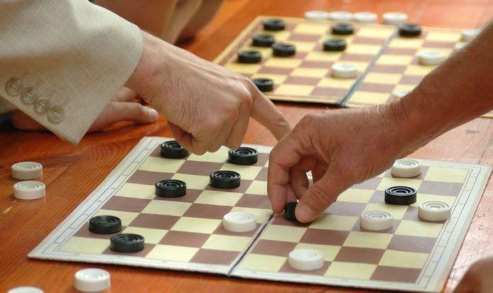 Итоги соревнования по шашкам