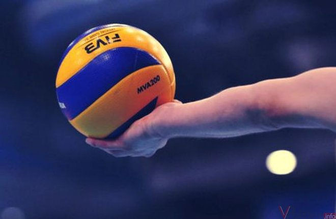 Итоги турнира по волейболу
