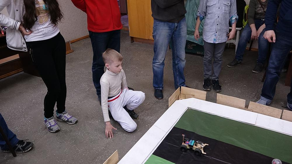 Итоги вторых Городских соревнований по робофутболу