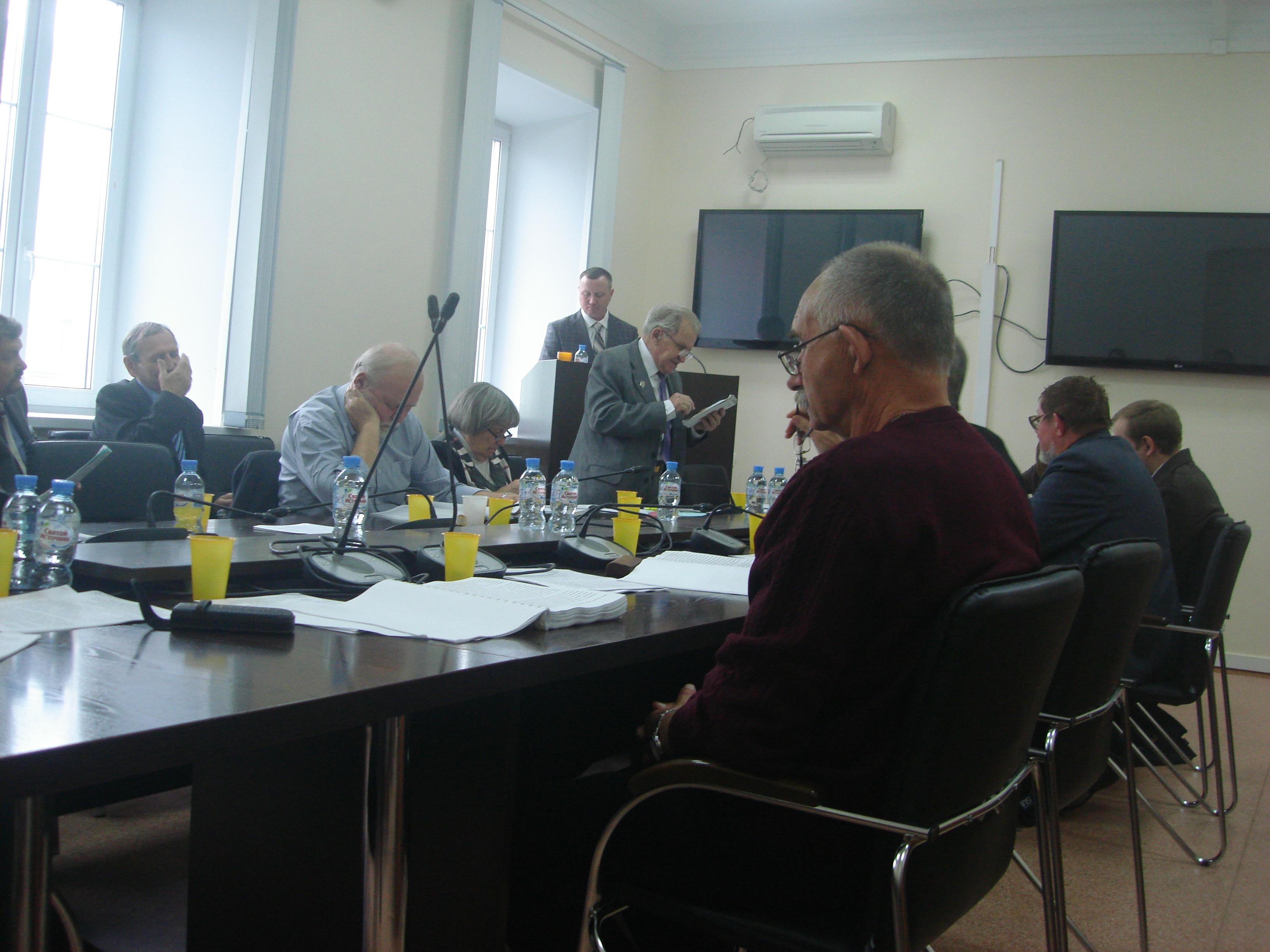 Блестящая защита доцента кафедры ЭиАСУ Соловенко Игоря Сергеевич